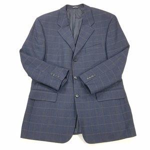 Ermenegildo Zegna Bill Paul Sports Coat Blazer